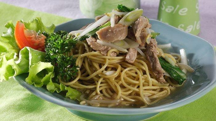 Resep Bakmi Daging Sapi, Hidangan ala Restoran untuk Menu Makan Siang