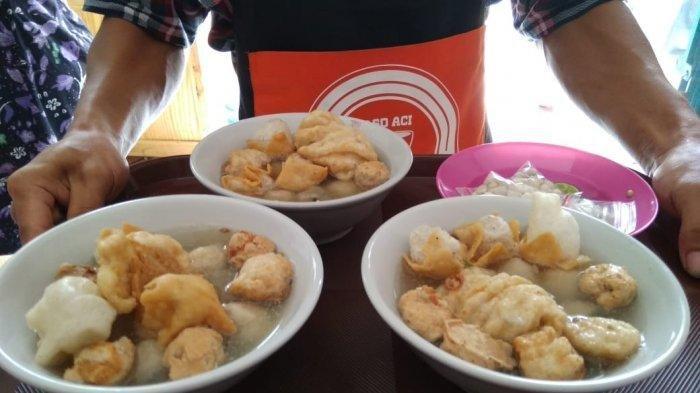 Rekomendasi Kuliner di Bogor, Cobain Bakso Aci Akang