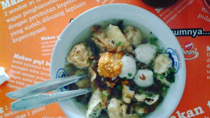 Bakso Kakap Pak Doel yang jadi Kuliner Legendaris Semarang