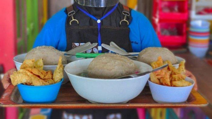 5 Bakso Enak di Jogja untuk Makan Siang, Berani Coba Bakso 5 Kg dari Bakso Klenger Ratu Sari?