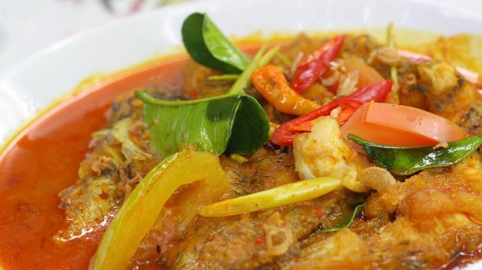 Rekomendasi 6 Menu Makan Siang Paling Favorit di Bengkulu