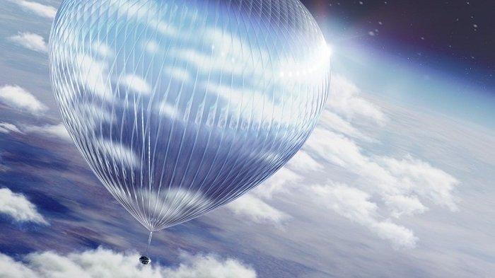 Perusahaan Balon Udara Ini Tawarkan Wisata ke Luar Angkasa, Tiketnya Seharga Rp 712 Juta