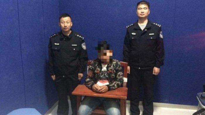 Pria Tiongkok bermarga Ban yang ditangkap polisi karena memberikan nama kontroversial pada anjingnya