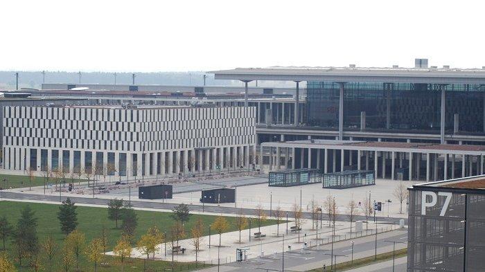 Ditunda Hampir Satu Dekade, Bandara Baru di Berlin Akhirnya Dibuka