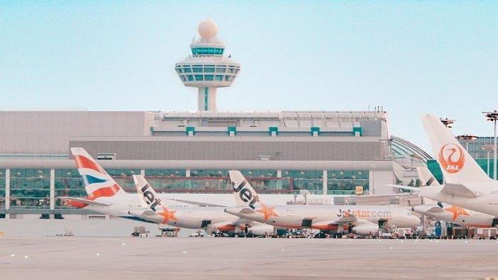 Imbas Covid-19, Terminal 2 Bandara Changi Singapura Tutup Sampai Akhir 2021