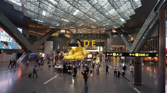 Daftar 10 Bandara Terbaik di Dunia, Changi Singapura Tak Lagi Jadi Juara 1