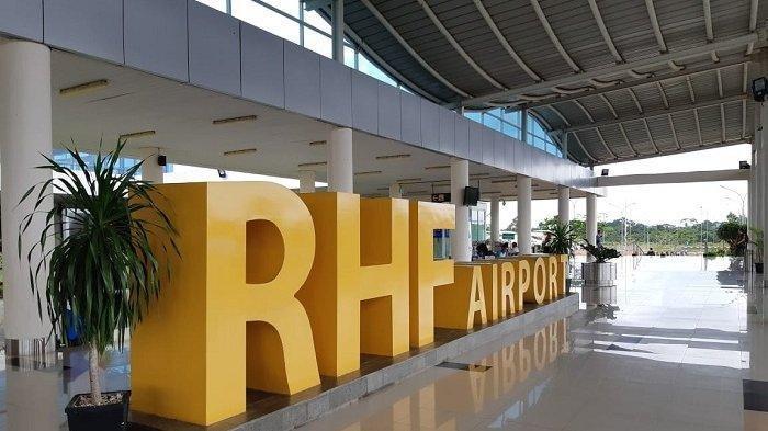 Calon Penumpang di Bandara Tanjungpinang Wajib Pakai Aplikasi PeduliLindungi