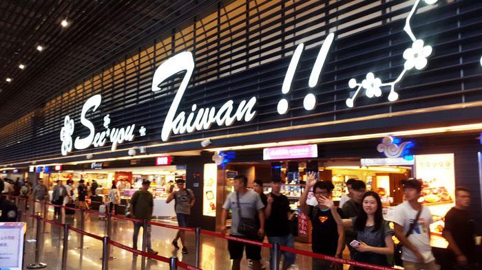 Bandara Internasional Taoyuan