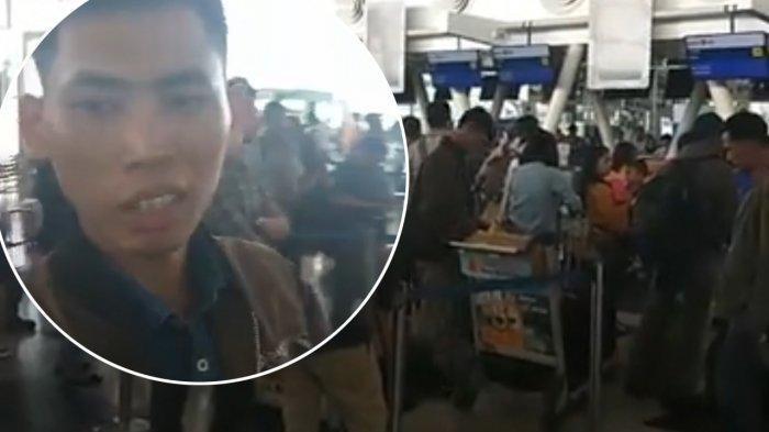 Kena Tarif Bagasi Rp 2,5 Juta, Penumpang di Bandara Kualanamu Pilih Tinggalkan Oleh-oleh