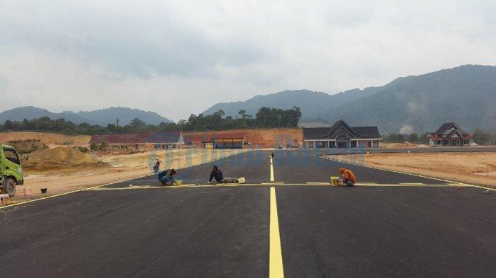 Bandara Letung Diresmikan Maret 2017, Ini Persiapan untuk Sambut Jokowi di Anambas