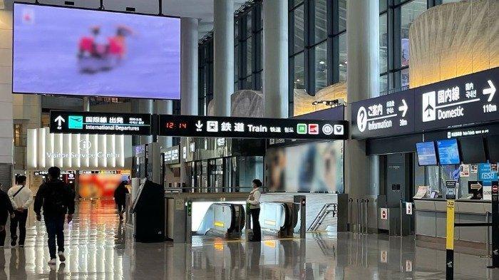 Bandara Narita Tokyo (Jepang)