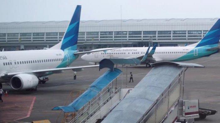 Jadwal Terbang Garuda Indonesia dari Jakarta ke Pontianak, Banjarmasin, dan Palangkaraya April 2021