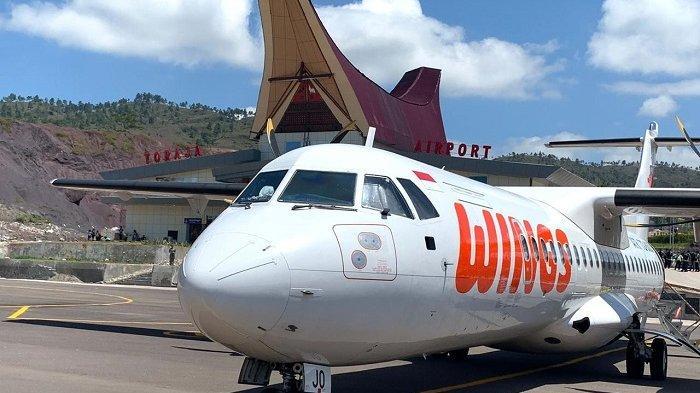 Mulai 4 September, Wings Air Layani Penerbangan dari Makassar ke Toraja