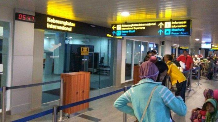 Bandara Husein Sastranegara - Layani Rute Internasional, Begini Wajah Baru Airport di Bandung Ini