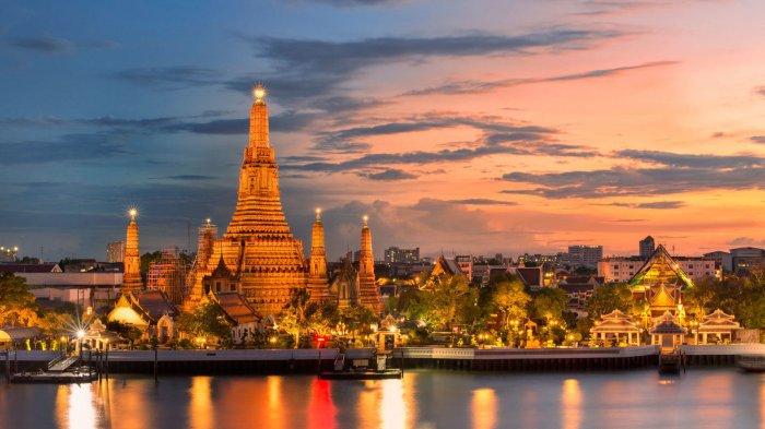 Fakta Bangkok - 6 Hal Tentang Negeri Gajah Putih yang Jarang Diketahui, Nama Aslinya Susah Dieja!