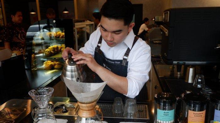 MAXX Coffee Buka Outlet Berkonsep Baru di DP Mal Semarang, Beri Banyak Promo Menarik