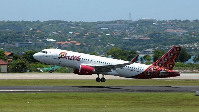 TRAVEL UPDATE: Ban Depan Rusak, Pesawat Batik Air Terpaksa Putar Balik setelah 30 Menit Terbang