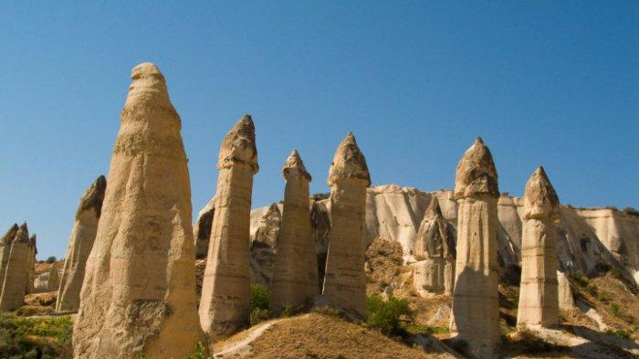 Batuan di Cappadocia