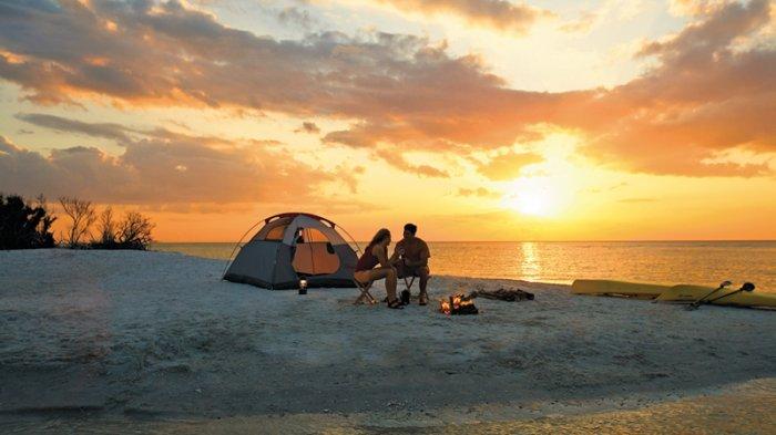 Pantai Yogyakarta - Jangan Cuma Main Air, Ini 4 Wisata Air Gunungkidul Cocok untuk Beach Camp