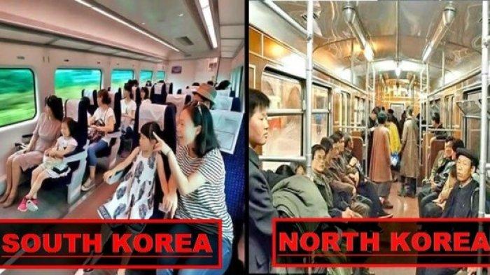 5 Foto Ini Akan Perlihatkan Perbedaan Nyata Korea Utara dan Korea Selatan, Mana yang Lebih Maju?
