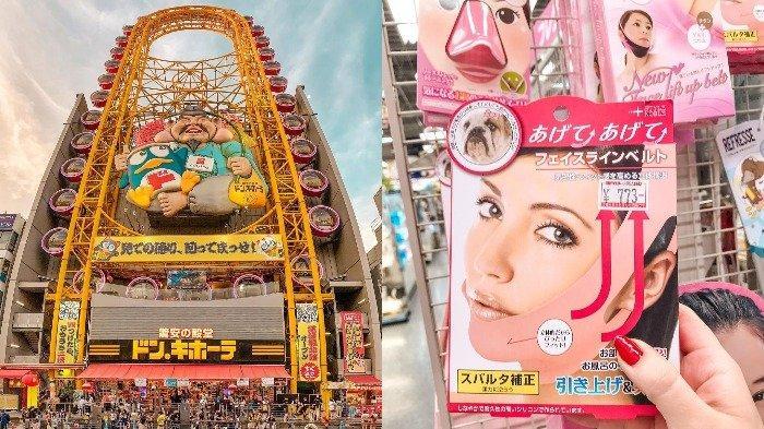 5 Tempat Belanja Makeup Murah di Jepang, Mampir ke Don Quijote