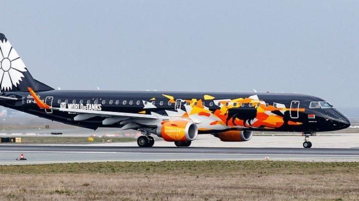Tak Diizinkan Masuk Wilayah Udara Prancis, Pesawat Ini Habiskan 2,5 Jam Berputar di Udara