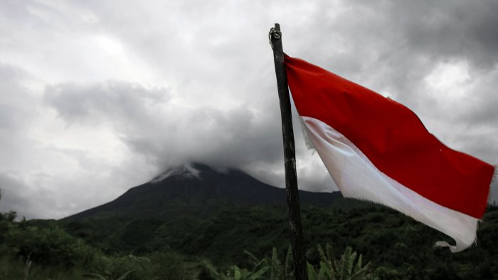 Bendera Indonesia