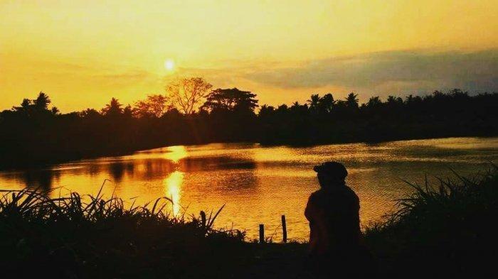 Menikmati Sunset di Bendung Tegal, Tempat Wisata di Bantul untuk Liburan Akhir Pekan