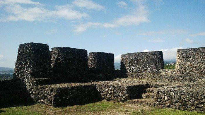 Jadi Wisata Andalan di Kota Baubau, Benteng Keraton Buton Punya Bentuk Arsitektur yang Unik