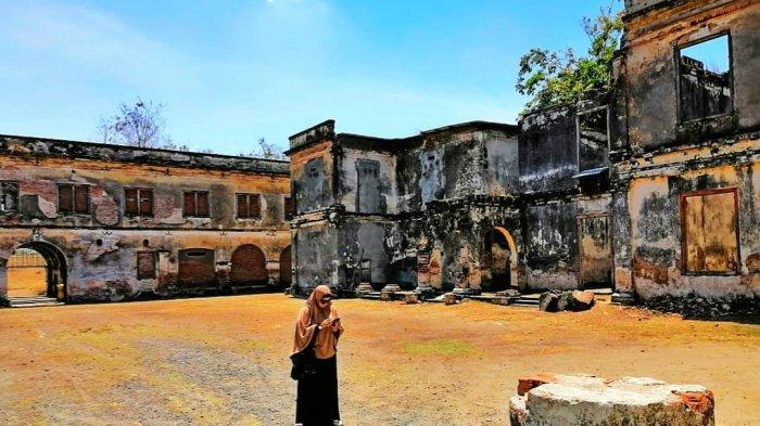 Potret Benteng Van Den Bosch, Benteng Pendem di Ngawi, Ujung Barat Jawa Timur