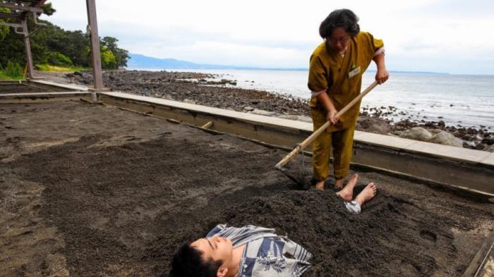 Beppu Jepang - Berlibur ke Tempat Ini Siap-siap Dikubur Hidup-hidup, Ini Tujuannya