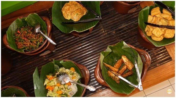 Beranda Nyonya Endah, Masakan Jawa Enak di Solo Bisa Makan Sepuasnya Cuma Rp 10 Ribu