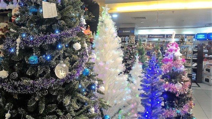 Gramedia Mal Kelapa Gading Jual Aksesori Menarik untuk Sambut Hari Raya Natal 2018