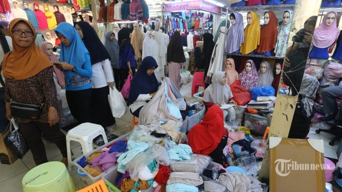 Ladies Corner di Lantai 2 Thamrin City Pusat Belanja Kebutuhan Terlengkap Buat Para Hijabers