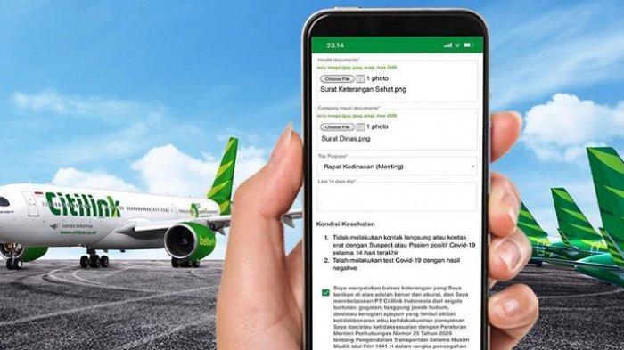 Panduan Check-in Online dengan Aplikasi BetterFly Citilink