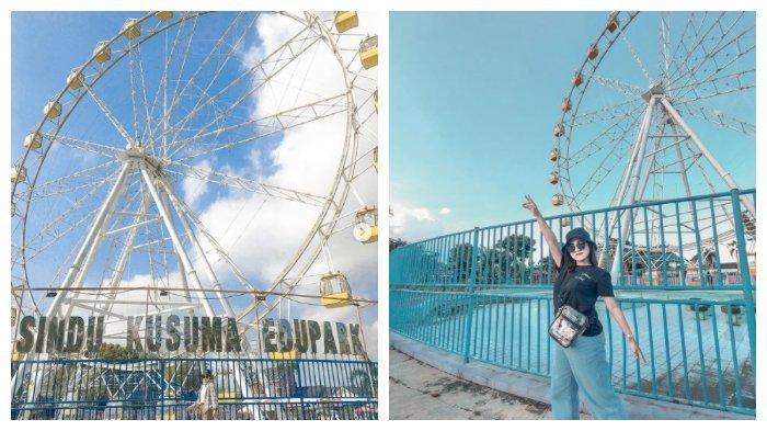 Harga Tiket Masuk Sindu Kusuma Edupark 2021, Sempatkan Foto Berlatar Bianglala yang Ikonik