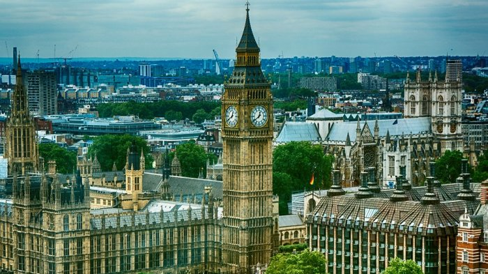 7 Tempat Wisata Paling Populer yang Sering Dikunjungi Turis di Inggris