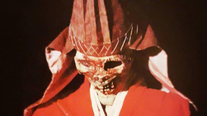 Biksu yang menjalani Sokushinbutsu
