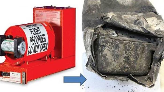 Black Box Lion Air Ditemukan, Kenapa Kotak Hitam Pesawat Bisa Bertahan dari Kondisi Ekstrem?