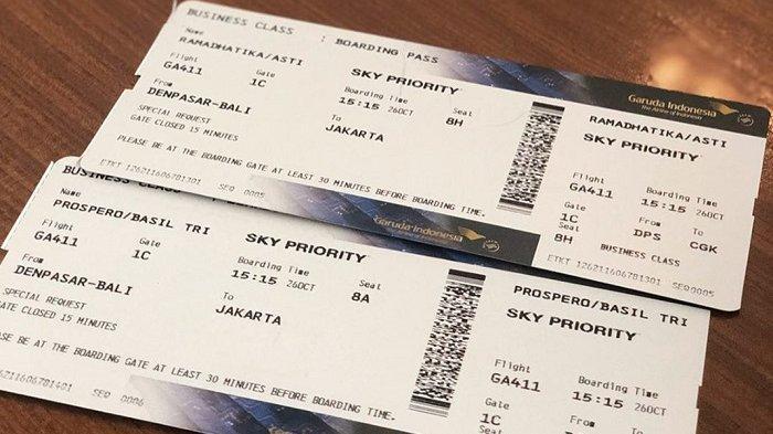 Pesan Tiket Pesawat Garuda Indonesia dan Batik Air di Tiket.com Dapat Diskon Hingga Rp 200 Ribu