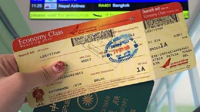 Jangan Cetak Boarding Pass Sebelum Naik Pesawat Terbang, Ini Bahayanya