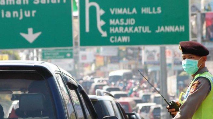 Pemkot Bogor Terapkan Kebijakan Ganjil Genap pada 23-25 Juli 2021, Simak Ketentuannya