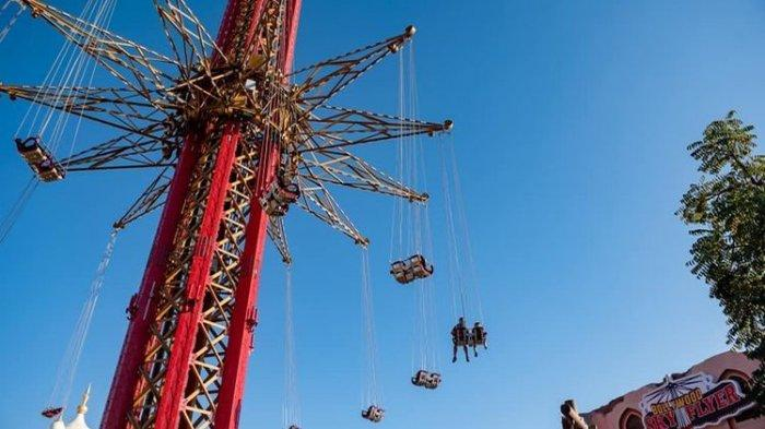 Pacu Adrenalin! Dubai Hadirkan Wahana Tertinggi di Dunia, Tingginya Setara Piramida Agung Giza Mesir