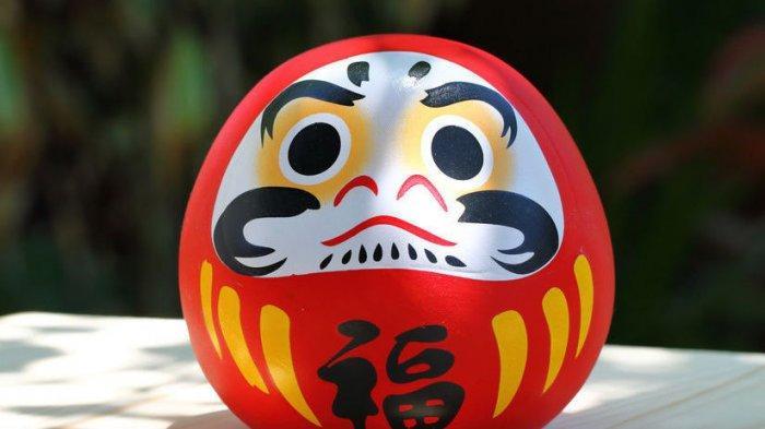 Mengenal Sejarah dan Makna Daruma, Boneka Pembawa Keberuntungan dari Jepang