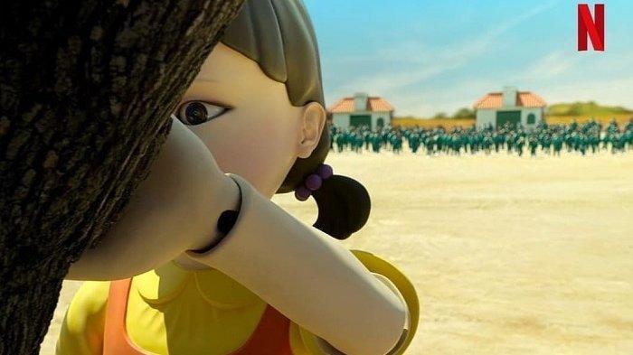 Squid Game Versi Dunia Nyata Digelar di Abu Dhabi, Peserta Dibatasi Hanya 30 Orang