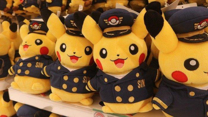 Pokemon Center Singapore, Toko Resmi Pokemon Pertama yang Buka di Luar Jepang, Apa Saja Isinya?