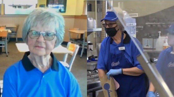 Wanita 81 Tahun Ini Rela Melamar Kerja di Restoran Favoritnya Agar Tidak Tutup