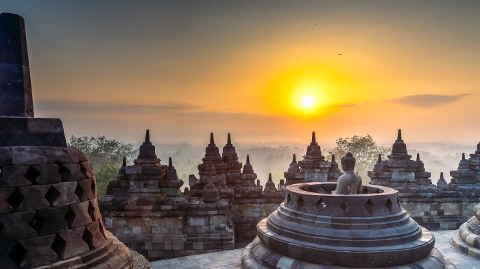 Cihui Selama Ramadan Tiket Ke Candi Borobudur Hingga Prambanan