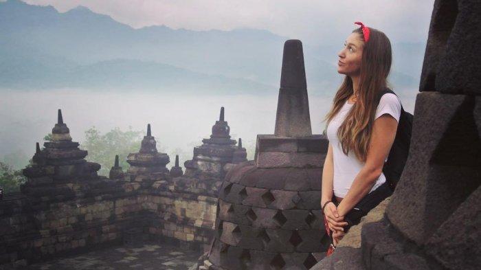 Ingin Tarik Lebih Banyak Wisatawan Asing, Candi Borobudur Akan Sediakan Rute Khusus Bagi Turis