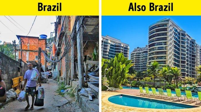4 Fakta Mengejutkan Negara Brasil yang Jarang Diketahui, Tak Punya Kereta Api?